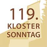 Logo: 119. Klostersonntag