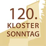 Logo: 120. Klostersonntag