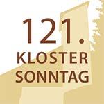 Logo: 121. Klostersonntag
