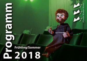 Titelbild: KKK Programm 2018 Frühling/Sommer